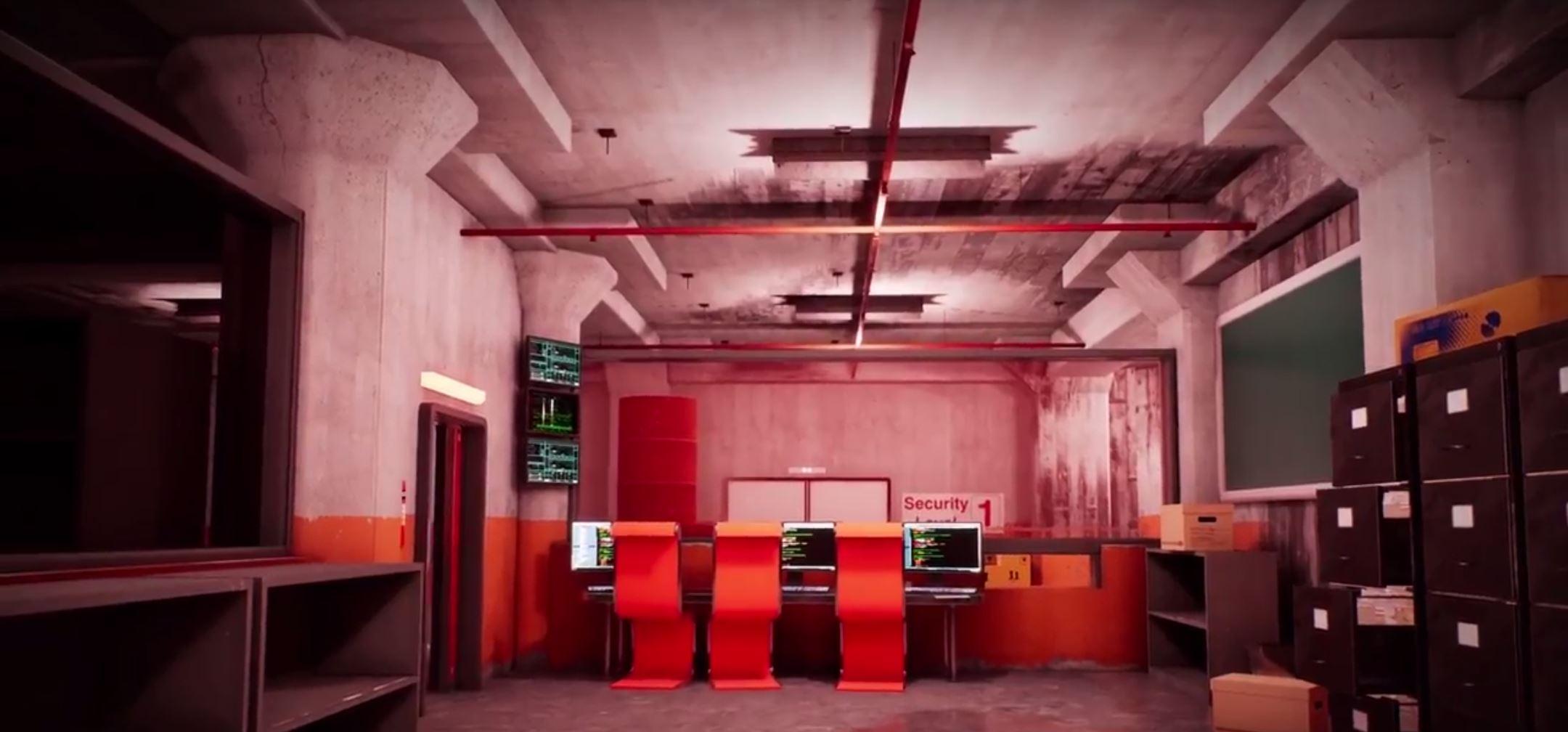 Espire 1 VR Operative Demo Pitch