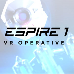 Logo for Espire 1 VR Operative Stealth game