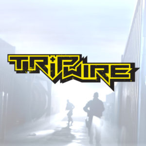 Logo for Tripwire Interactive, publishers of Espire 1 VR Operative
