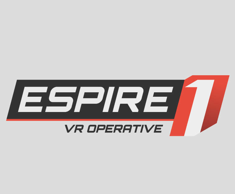 Logo for Espire 1 VR Stealth game