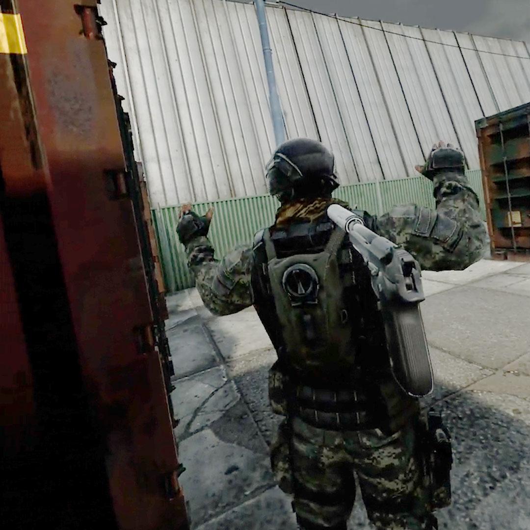 Espire 1 - VR stealth game update