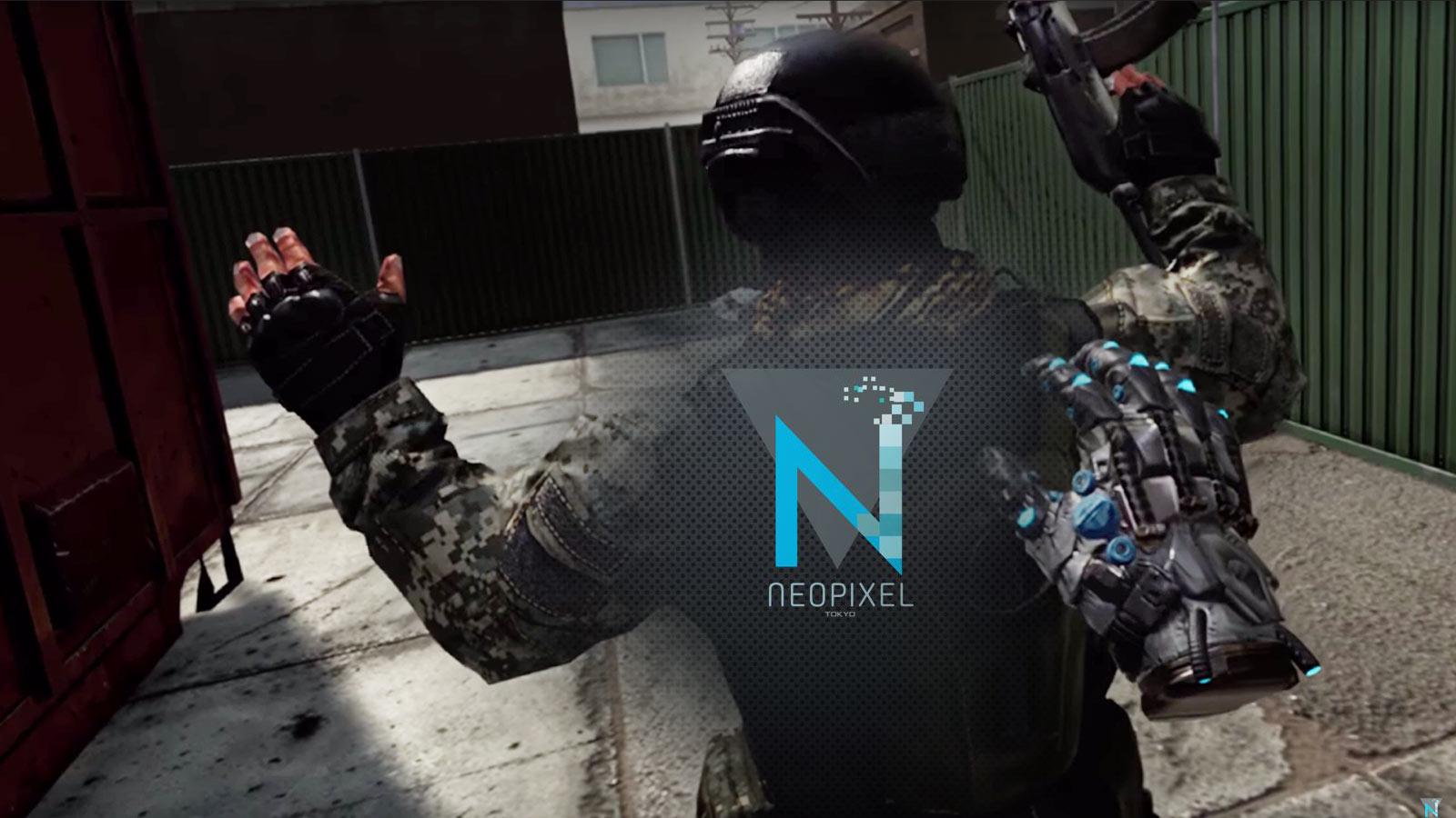 Neopixel Tokyo YouTube logo