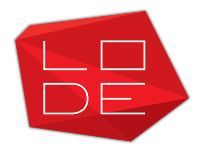 Logo for Digital Lode VR studio, Melbourne